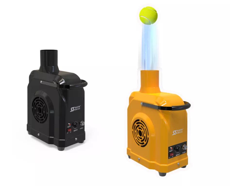 Foam Tennis Machine