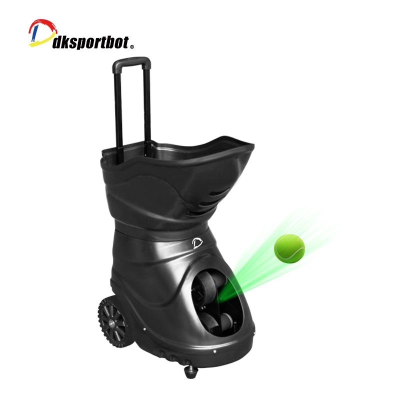 Silent Tennis Ball Machine of Full Function